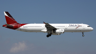 N570TA - Airbus A321-231 - TACA International Airlines