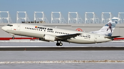 C-FFNC - Boeing 737-406 - First Air