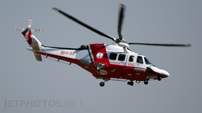 A picture of MM81747 - AgustaWestland AW139CP -  - © Buzu