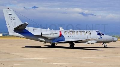 A picture of FAC5763 - Cessna 560 Citation Ultra -  - © Oscar Elvir Vasquez