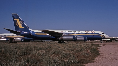 N8356C - Convair CV-990 Coronado - Ports Of Call