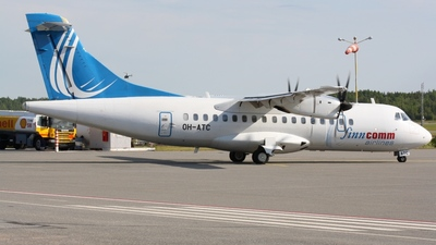 OH-ATC - ATR 42-500 - Finncomm Airlines