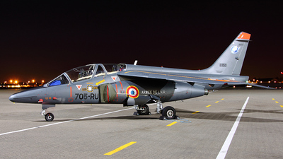 E153 - Dassault-Breguet-Dornier Alpha Jet E - France - Air Force