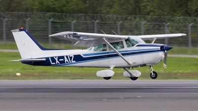 LX-AIZ - Reims-Cessna F172N Skyhawk II - Private