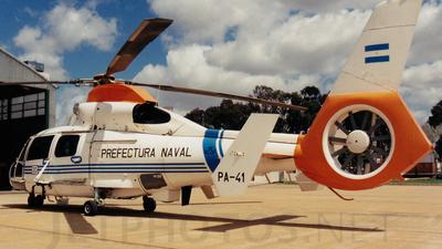 PA-41 - Aérospatiale SA 365N Dauphin 2 - Argentina - Prefectura