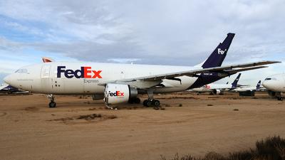 N409FE - Airbus A310-203(F) - FedEx