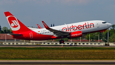 D-ABLA - Boeing 737-76J - Air Berlin