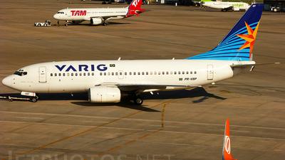 PR-VBP - Boeing 737-7EA - Varig