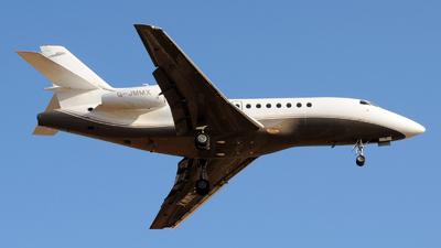 A picture of GJMMX - Dassault Falcon 900EX - [184] - © Alexander Portas