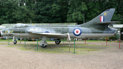 XG254 - Hawker Hunter - United Kingdom - Royal Air Force (RAF)