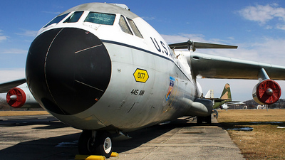 66-0177 - Lockheed C-141B Starlifter - United States - US Air Force (USAF)