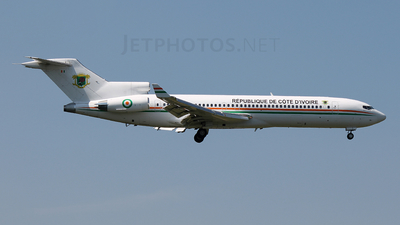 TU-VAO - Boeing 727-2Y4(Adv) - Ivory Coast - Air Force