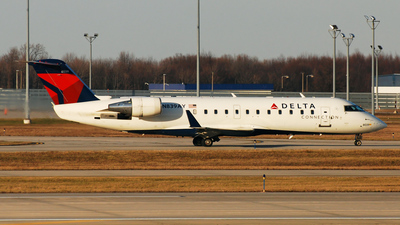 N839AY - Bombardier CRJ-200ER - Delta Connection (Pinnacle Airlines)
