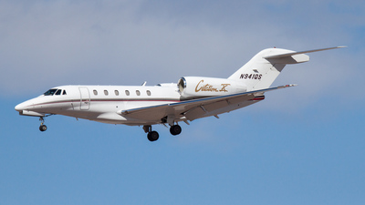 N941QS - Cessna 750 Citation X - NetJets Aviation