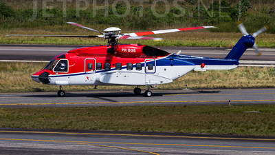 PR-BGB - Sikorsky S-92 Helibus - BHS Helicopter