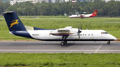 A picture of N8300C - De Havilland Canada Dash 8300 - [307] - © Faisal Akram Ether
