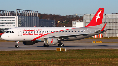 D-AVVK - Airbus A320-214 - Air Arabia