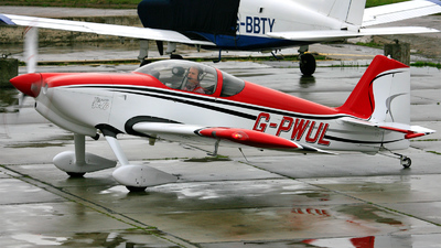 A picture of GPWUL - Van's RV6 - [PFA 18112773] - © Phil Woods