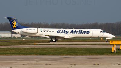 A picture of SERAE - Embraer ERJ145EU - [145482] - © Trevor Barker