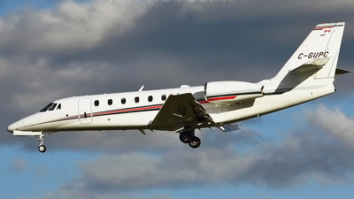 C-GUPC - Cessna 680 Citation Sovereign - Skyservice Business Aviation