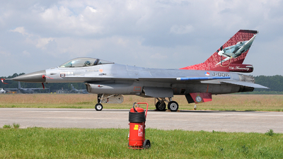 J-006 - General Dynamics F-16AM Fighting Falcon - Netherlands - Royal Air Force