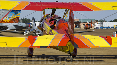 NX7699 - Grumman G-164A Show-Cat - Private