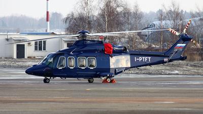 I-PTFT - Agusta-Westland AW-139 - Agusta-Westland