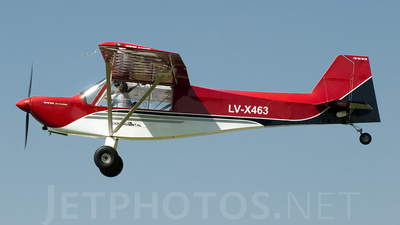LV-X463 - Rans S-7 Courier - Private