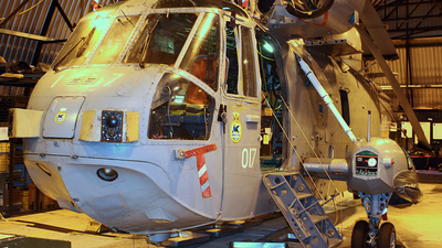 XV706 - Westland Sea King HAS.6 - United Kingdom - Royal Navy