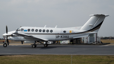 UP-K3502 - Beechcraft B300 King Air 350 - Kazakhstan - Government