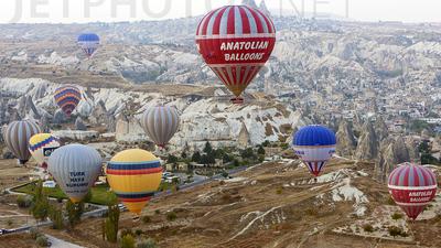 TC-BMB - Ultramagic N-425 - Anatolian Balloons