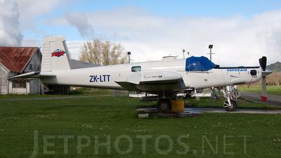 A picture of ZKLTT - Pacific Aerospace Cresco 08600 - [011] - © Colin Hunter