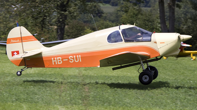 HB-SUI - Gardan GY-20 Minicab - Private