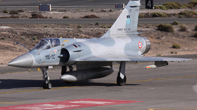 83 - Dassault Mirage 2000C - France - Air Force