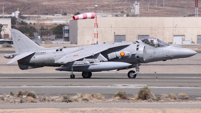 VA.1B-39 - Boeing AV-8B+ Harrier II - Spain - Air Force