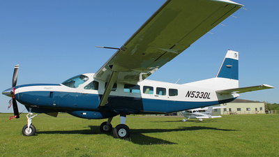 N533DL - Cessna 208 Caravan - Private