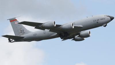 57-1439 - Boeing KC-135R Stratotanker - United States - US Air Force (USAF)