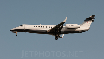 HB-JEL - Embraer ERJ-135BJ Legacy - G5 Executive