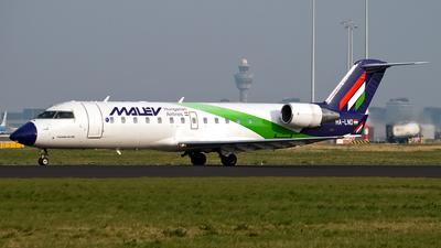 HA-LND - Bombardier CRJ-200ER - Malév Hungarian Airlines