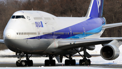 JA8960 - Boeing 747-481D - All Nippon Airways (ANA)