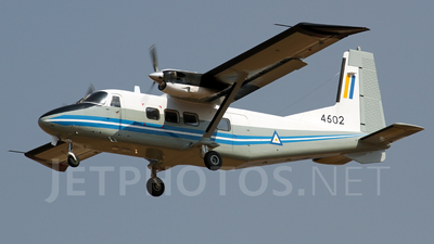 4502 - Harbin Y-12 IV - Myanmar - Air Force