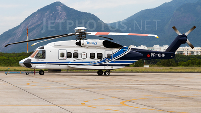 A picture of PROHF - Sikorsky S92A Helibus - [920177] - © Lucio Daou