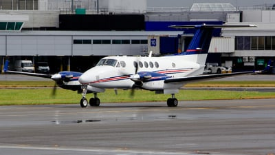 M-WATJ - Beechcraft B200GT Super King Air - Private