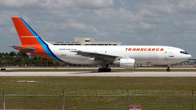 N821SC - Airbus A300B4-203(F) - Transcarga International Airways