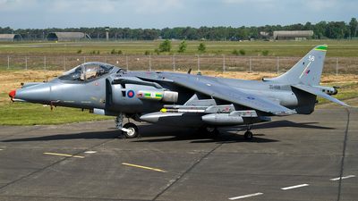 ZD466 - British Aerospace Harrier GR.7 - United Kingdom - Royal Air Force (RAF)