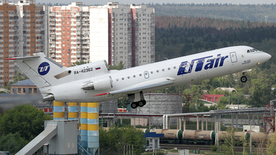RA-42362 - Yakovlev Yak-42D - UTair Aviation