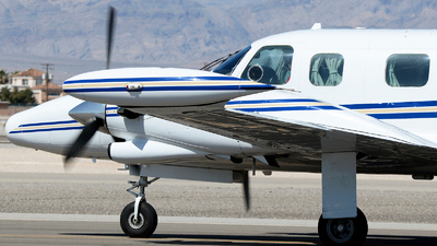 C-FWPT - Piper PA-31T2 Cheyenne II XL - Private
