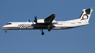 N411QX - Bombardier Dash 8-Q401 - Horizon Air