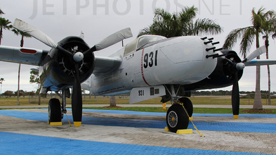 931 - Douglas B-26K Invader - Cuba - Air Force
