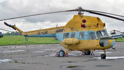 YL-LHK - PZL-Swidnik Mi-2 Hoplite - Latavio - Latvian Airlines